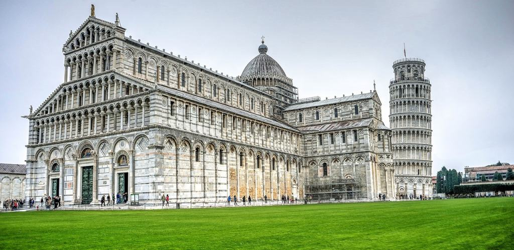 Pisa - Best European cities to visit in winter