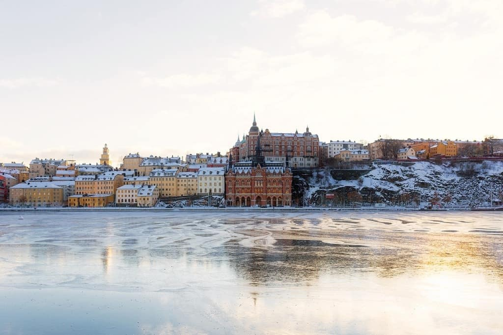 Stockholm- Best European cities to visit in winter