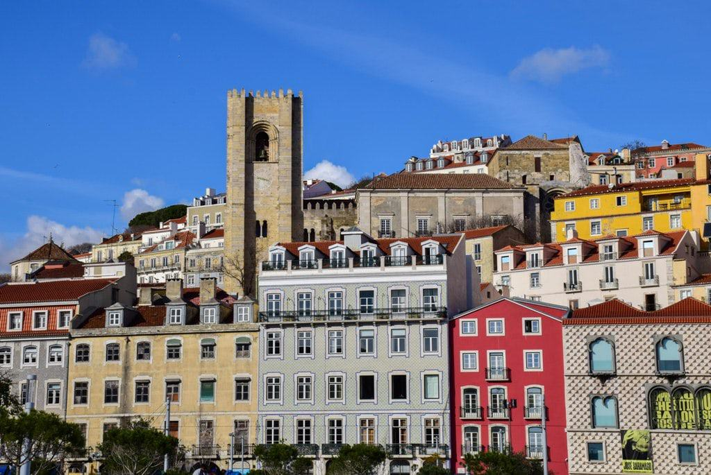 Lisbon. Best European cities to visit in winter