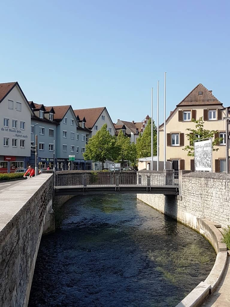 Town of Bruchsal