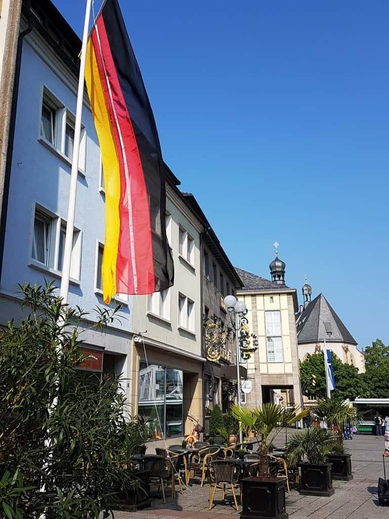Town of Bruchsal