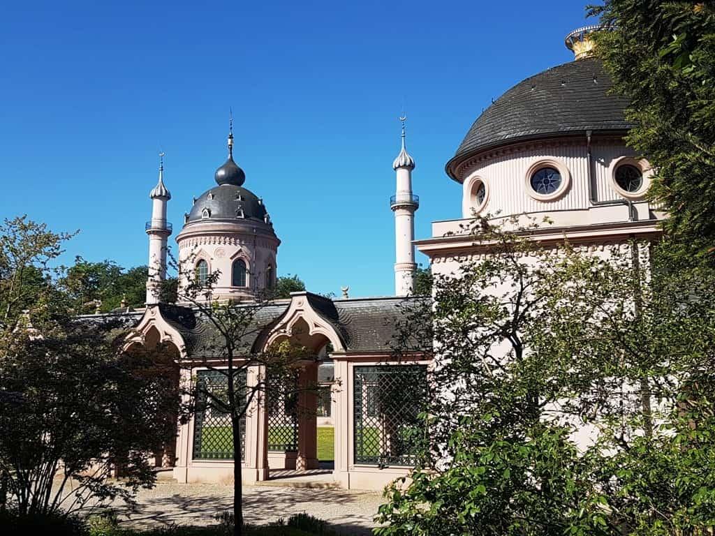 Schwetzingen palace