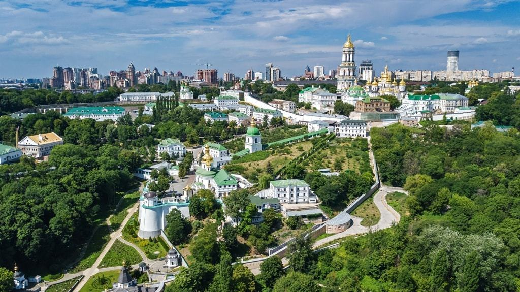 KIev -best cities to visit in Eastern Europe