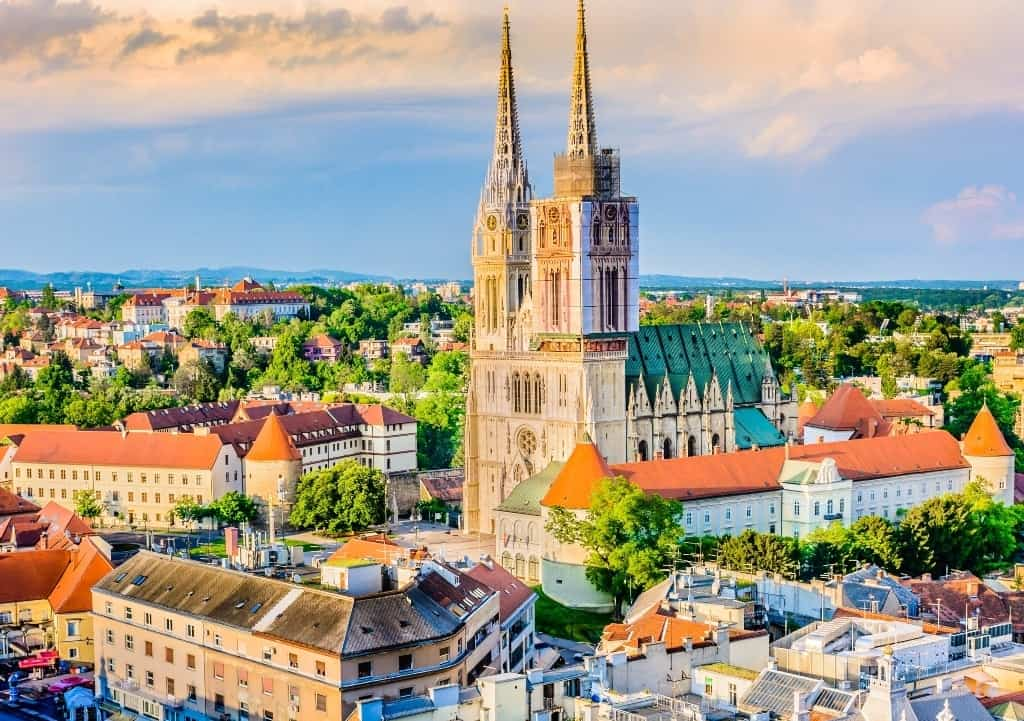 Zagreb - best cities to visit in Eastern Europe