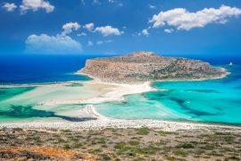 Balos- Best beaches in Crete