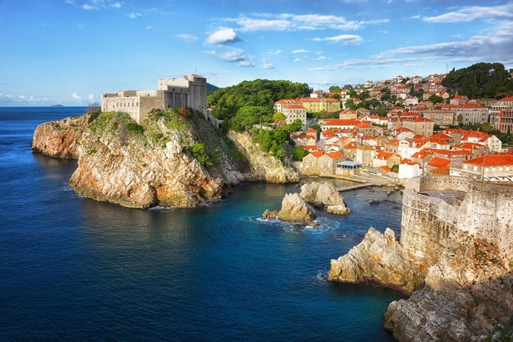 Dubrovnik - best cities to visit in Eastern Europe