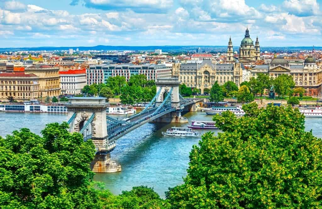 Budapest -best cities to visit in Eastern Europe