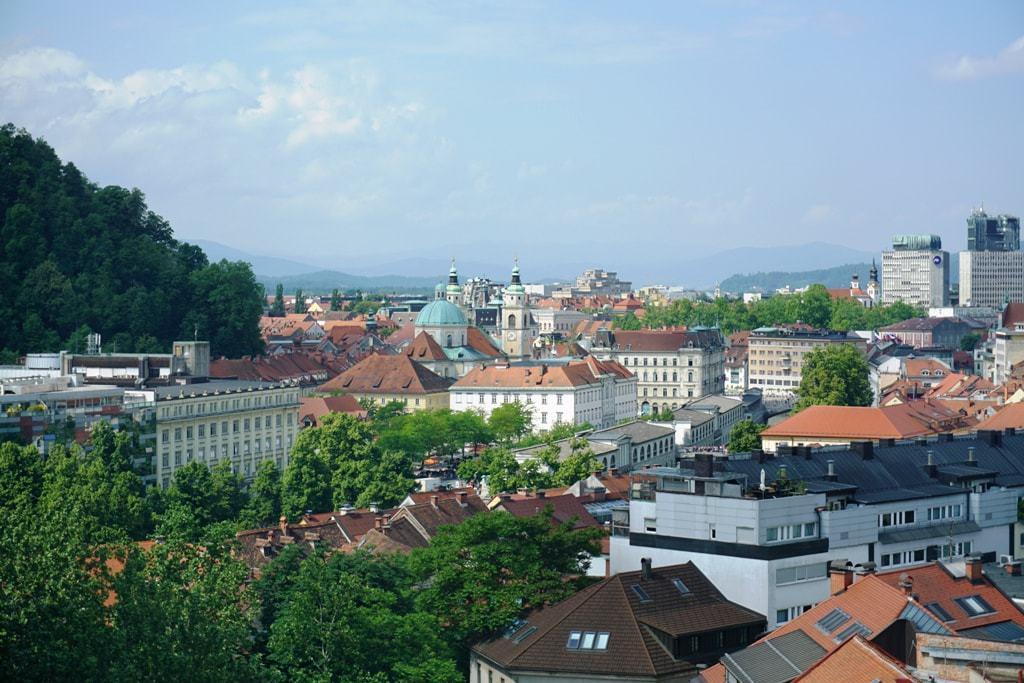 What tp do in Ljubljana