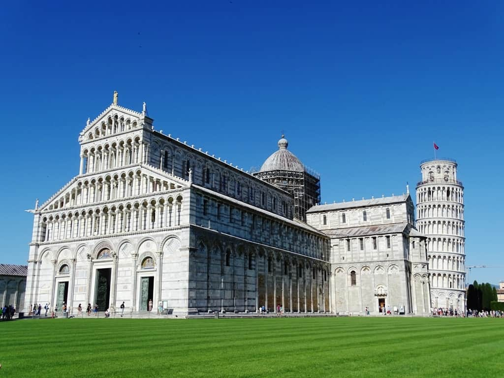 how to spend one day in Pisa