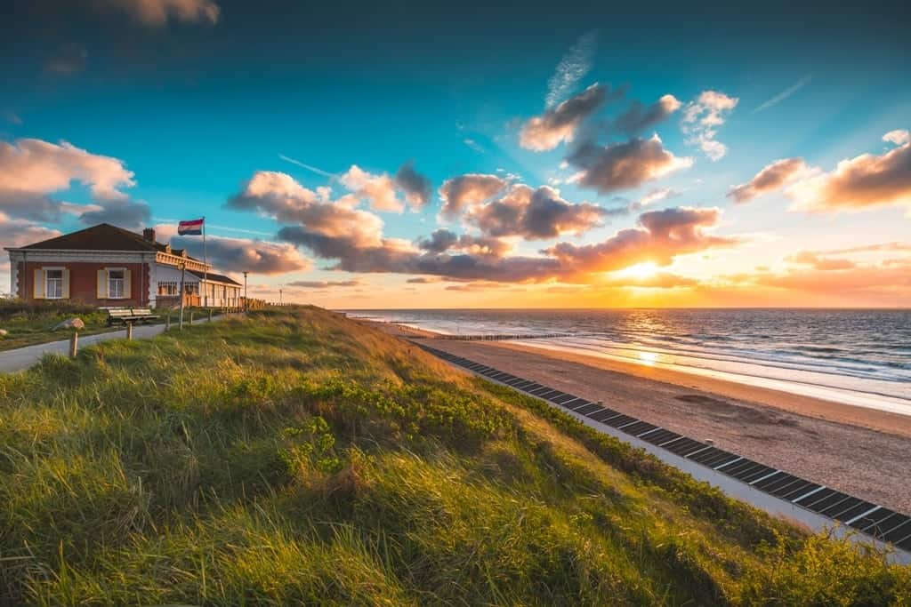 Most beautiful villages in the Netherlands - Domburg