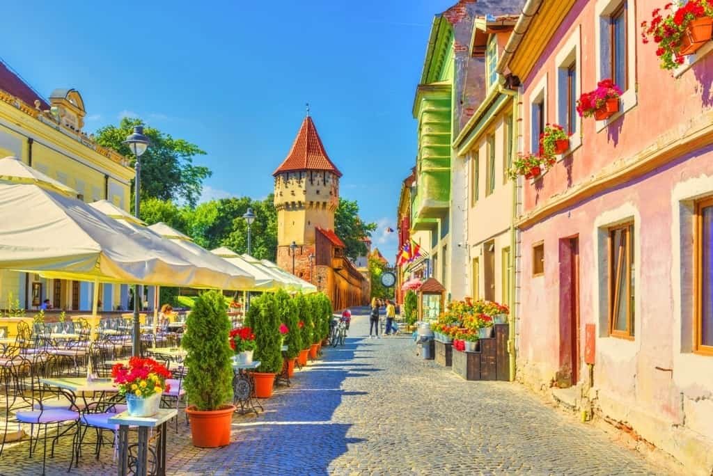 Sibiu -best cities to visit in Eastern Europe