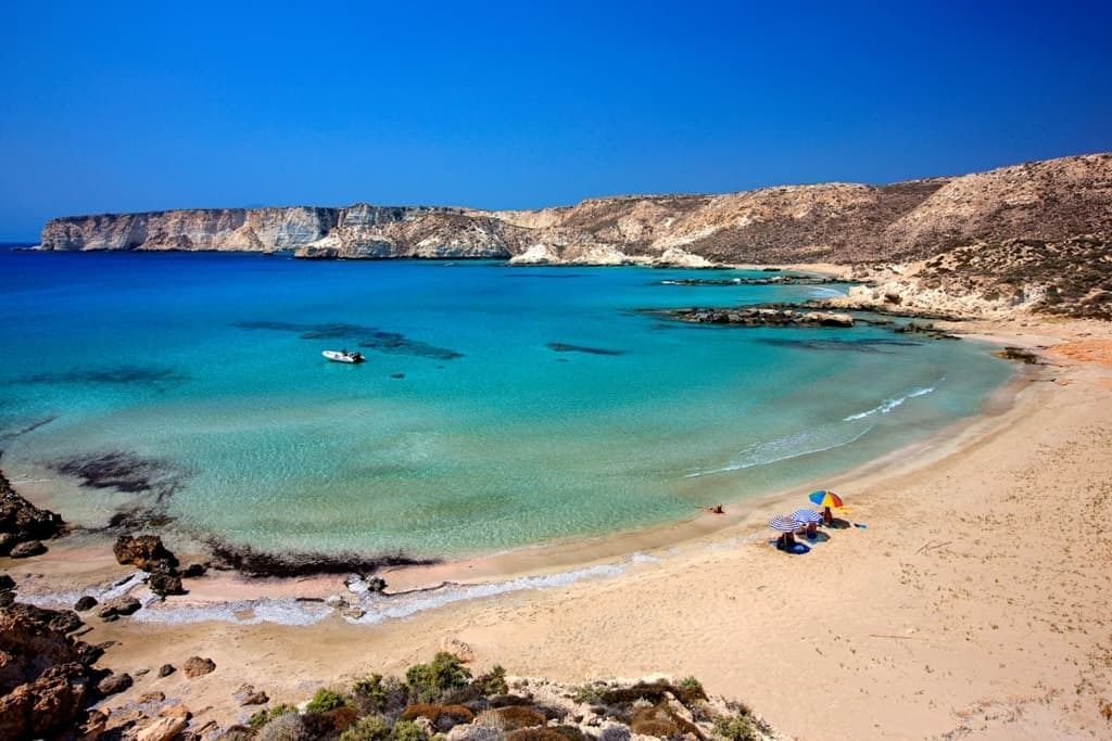 Koufonissi island Crete -Best beaches in Crete