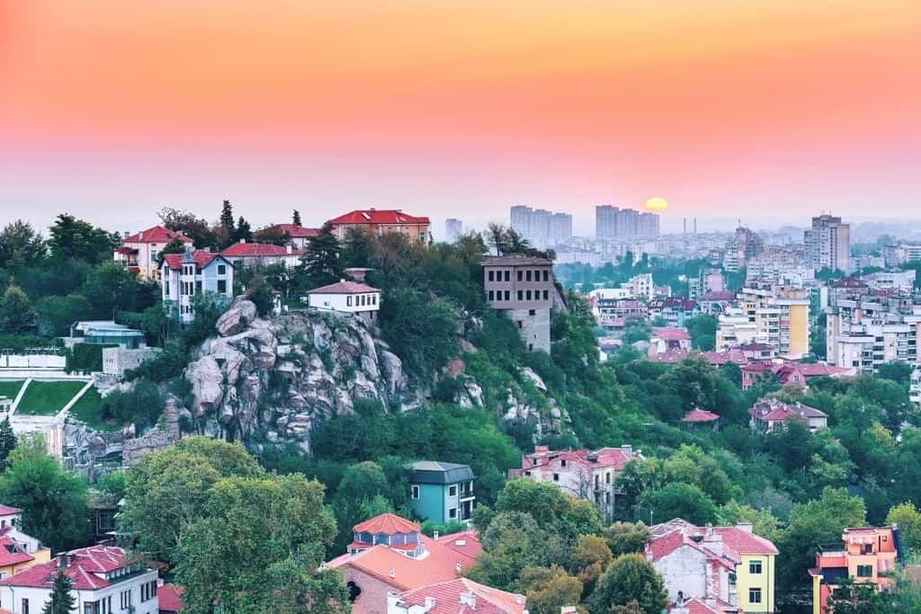 Plovdiv, Bulgaria -best cities to visit in Eastern Europe