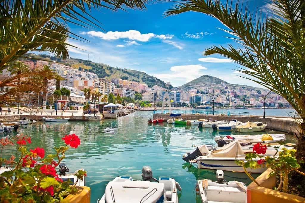Saranda -best cities to visit in Eastern Europe