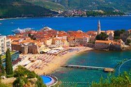 Budva - best cities to visit in Eastern Europe