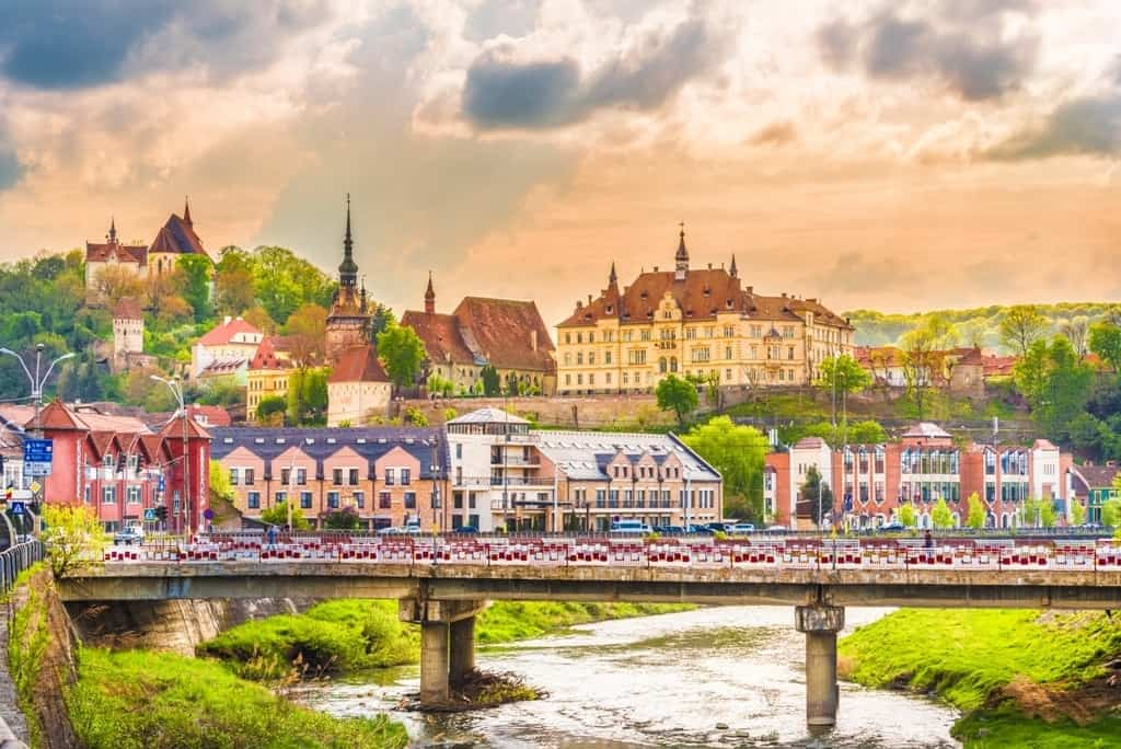 Sighisoara best cities to visit in Eastern Europe
