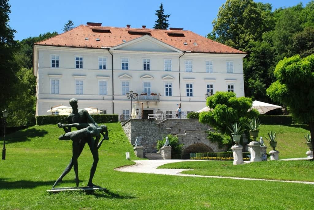 Tivoli Castle -Things to do in Ljubljana