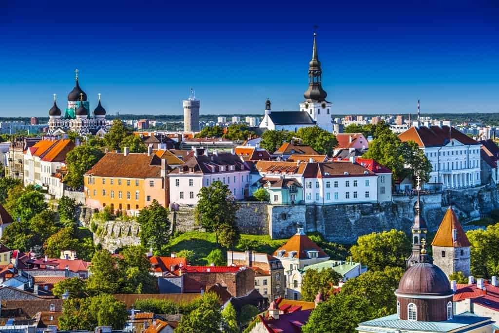 Tallinn, Estonia - best cities to visit in Eastern Europe