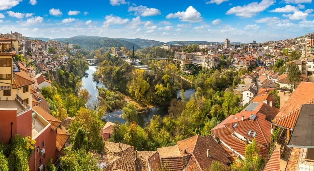 Veliko Tarnovo - places to visit in Eastern Europe