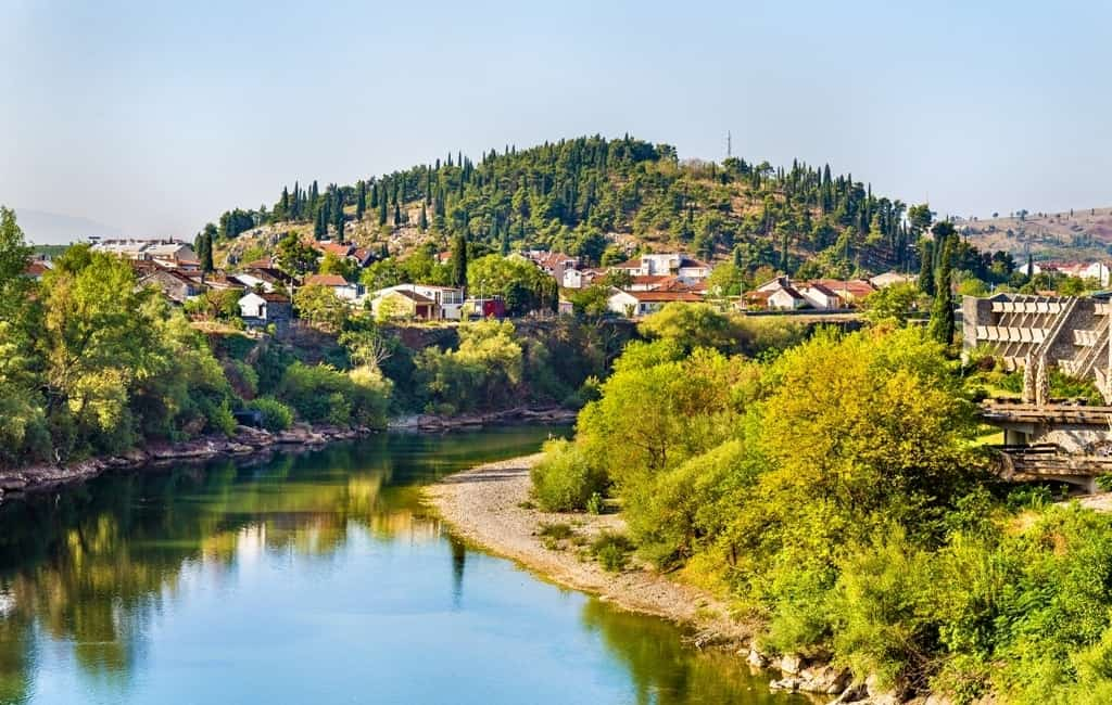Podgorica -best cities to visit in Eastern Europe