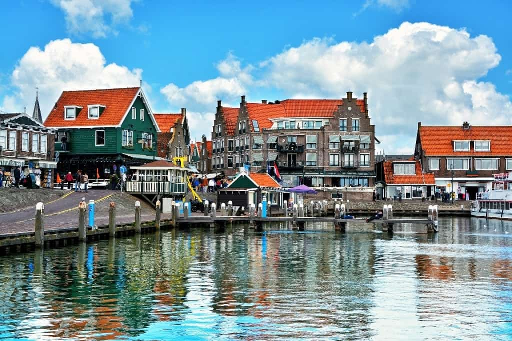 Most beautiful villages in the Netherlands - Volendam