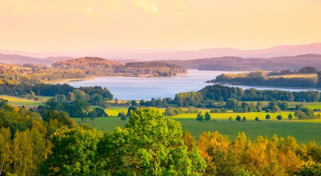 Lipno - Best places to visit in The Czech Republic