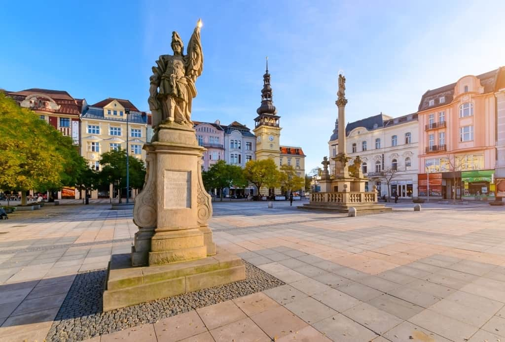 Ostrava - Best places to visit in The Czech Republic
