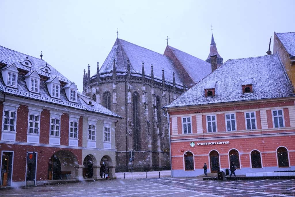 The Black Church - things to do in Brasov