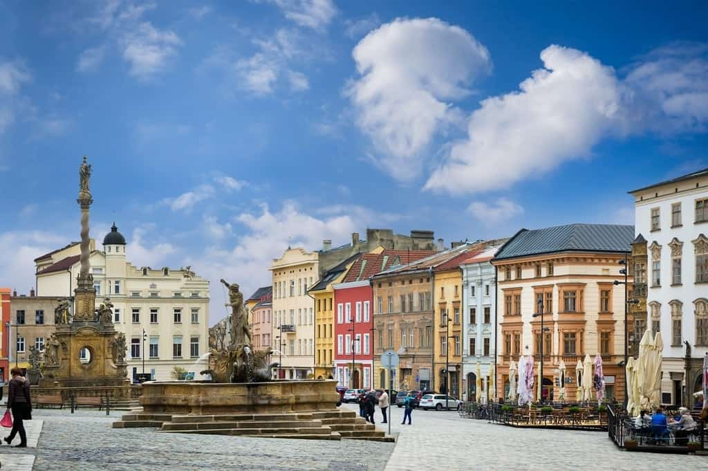 Olomouc - Best places to visit in The Czech Republic