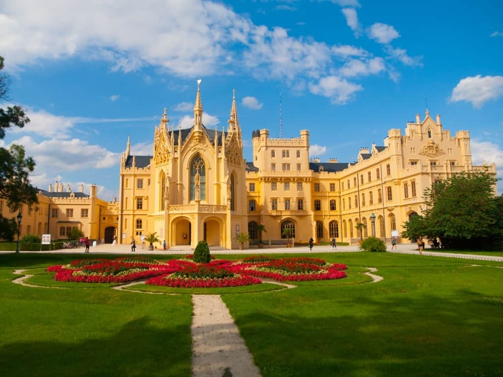 Lednice Park Best places to visit in The Czech Republic