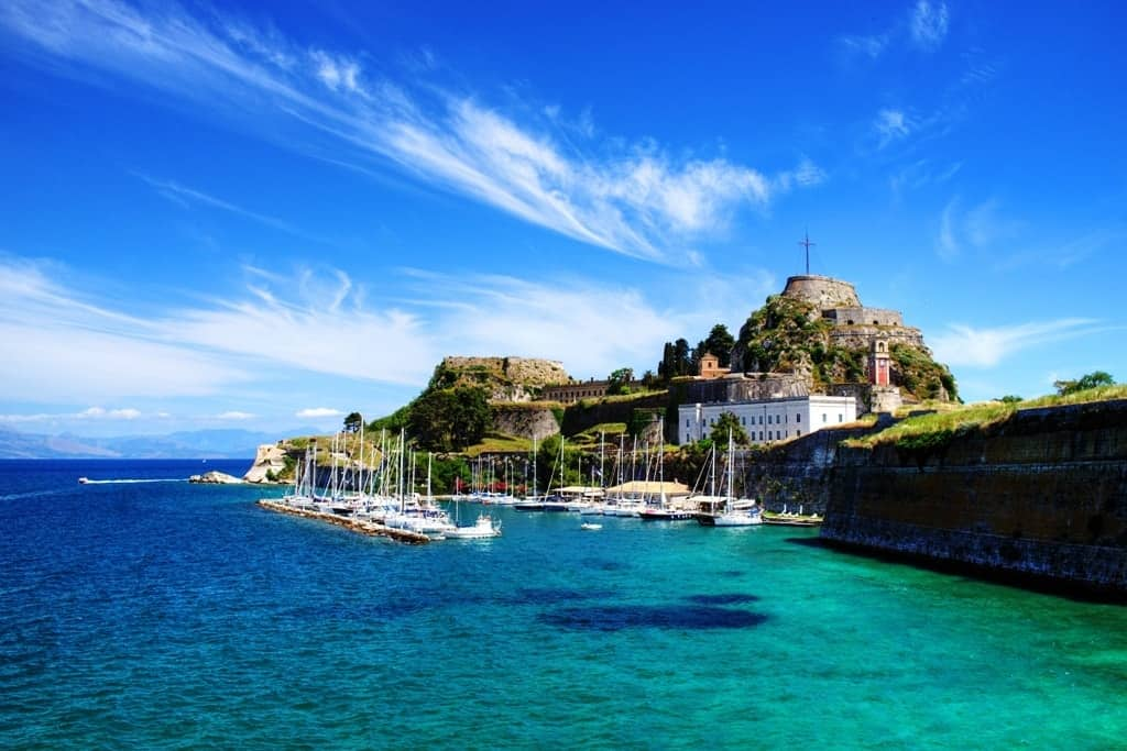 things to do in corfu island greece