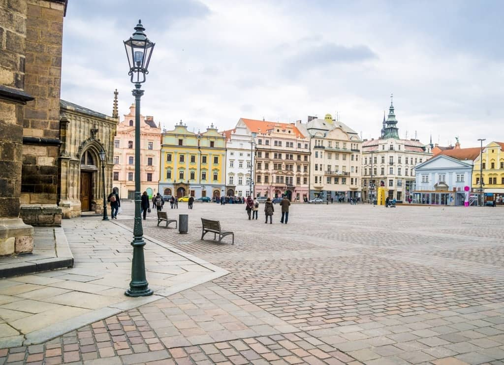 Pilsen - Best places to visit in The Czech Republic