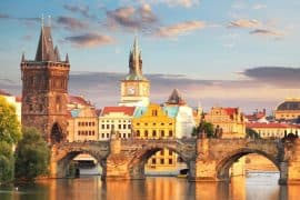 Prague -Best places to visit in The Czech Republic