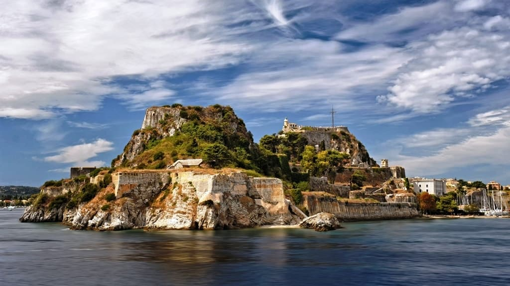 Things to do in Corfu- Old Fortress