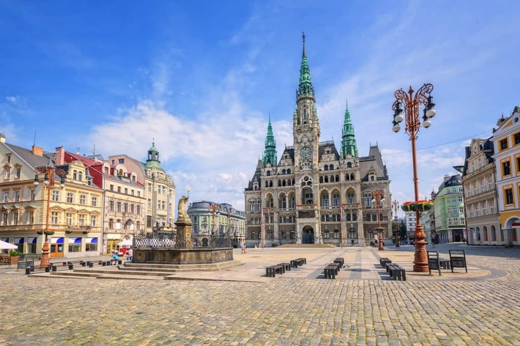 Liberec - Best places to visit in The Czech Republic