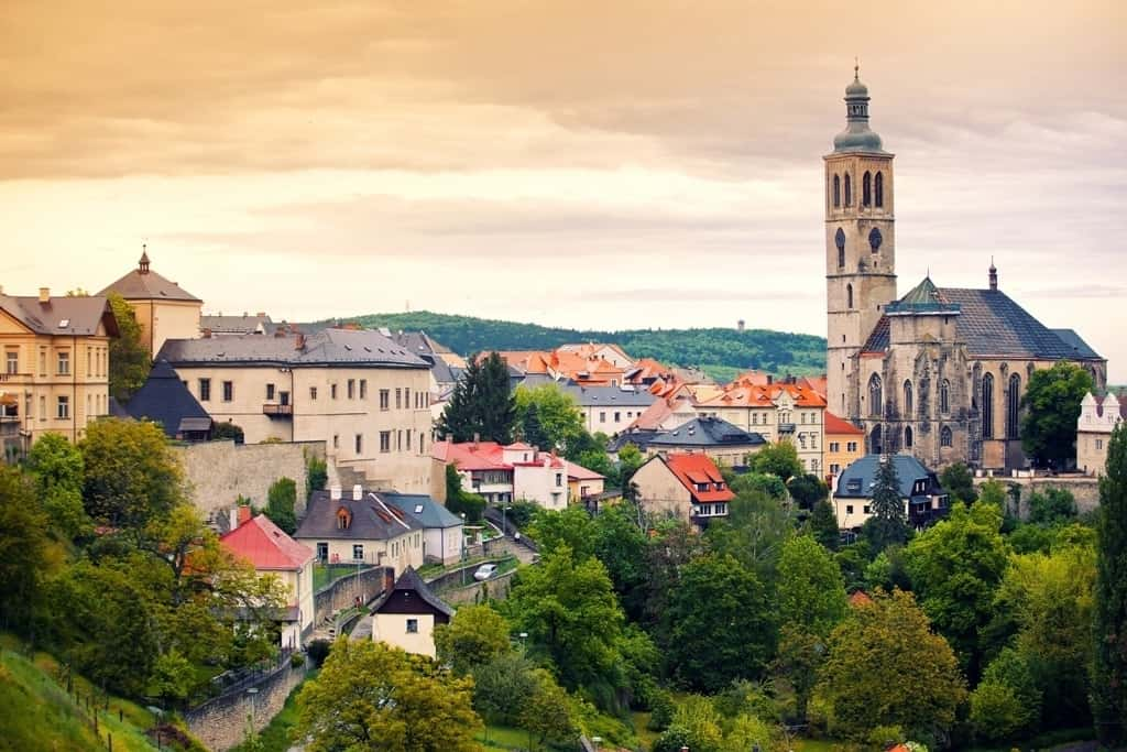 Kutna Hora -Best places to visit in The Czech Republic