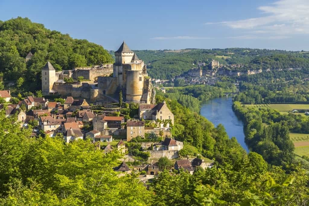 Chateau de Castelnaud - best castles in France