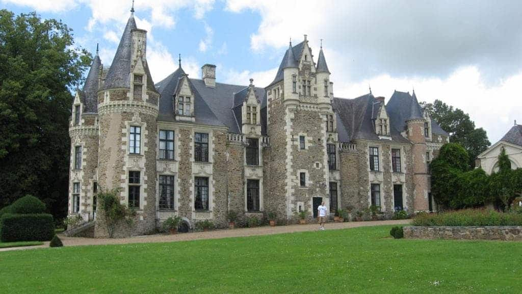 Chateau du Pin, Loire Valley