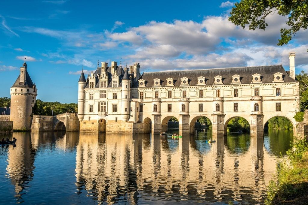 Chateau de Chenonceau - best castles in France