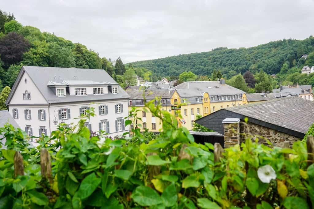 Places to visit in Luxembourg -Clervaux town