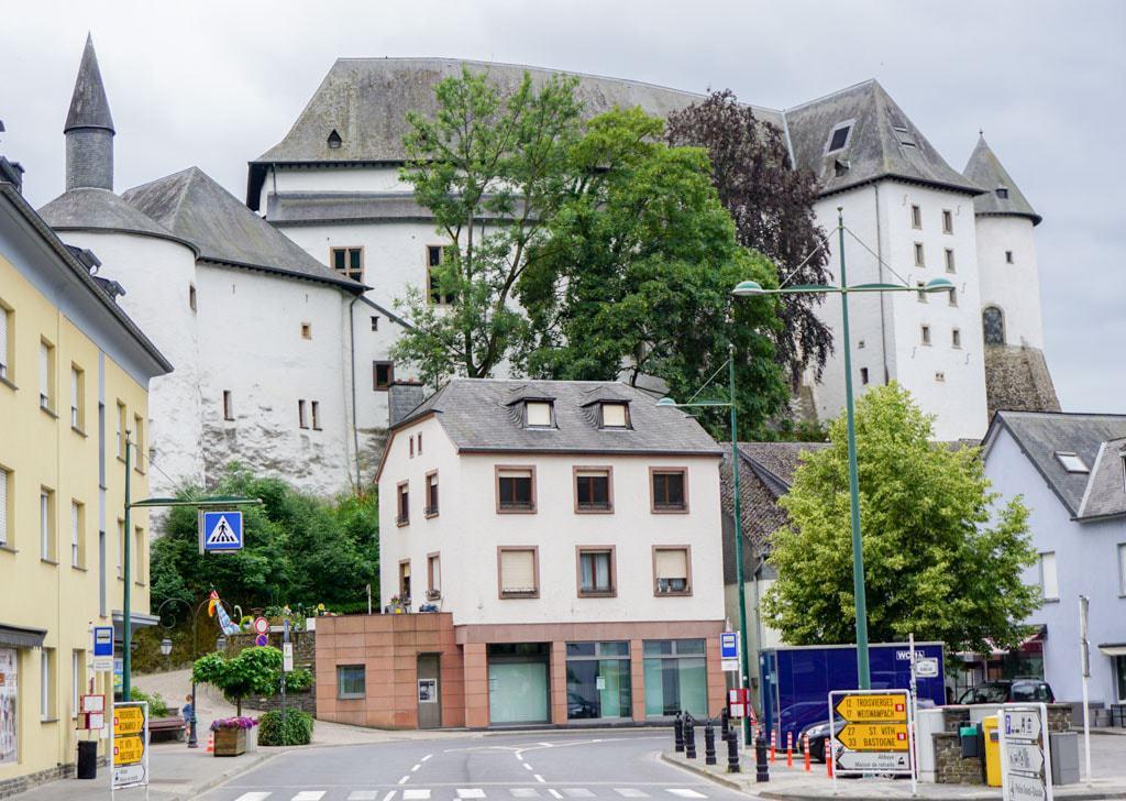 Clervaux town