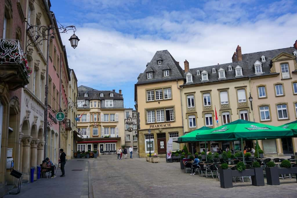Places to visit in Luxembourg - Echternach