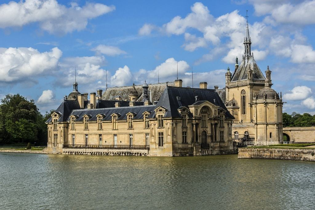 Château de Chantilly - beautiful castles in France
