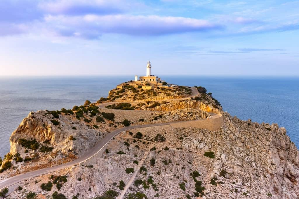 Cap de Formentor - things to see in Majorca Spain