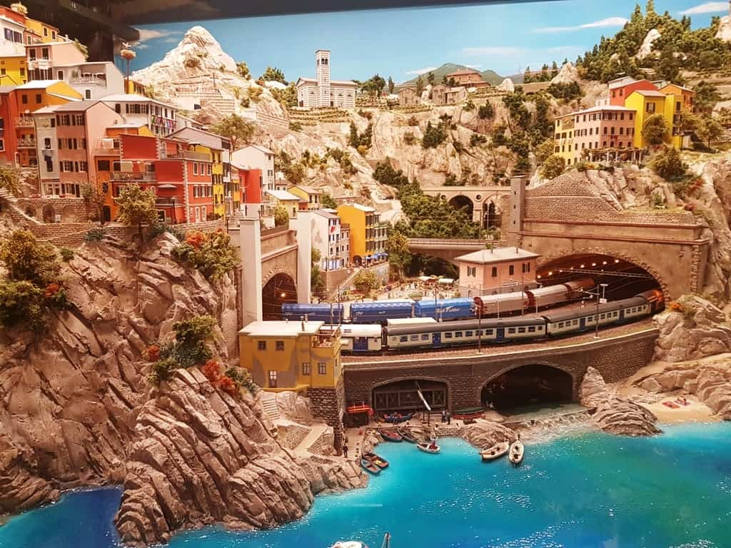 a weekend in Hamburg things to do - Miniatur-Wunderland