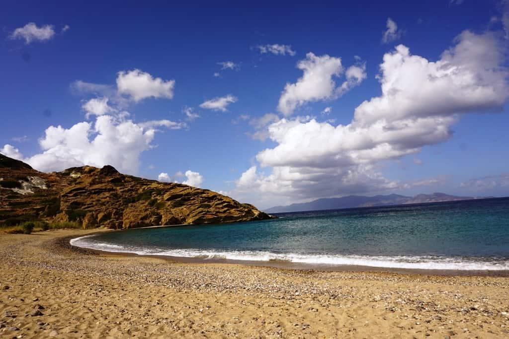 Monastiria beach Kimolos