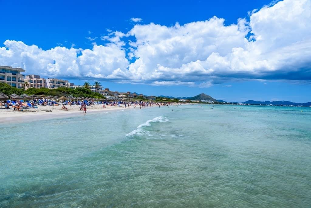 Muro Beach - Mallorca