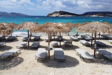 Prassa Beach Kimolos