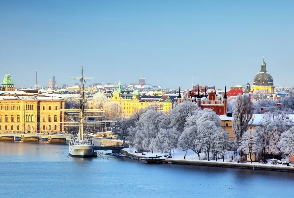 Stockholm, Swedia-Msn