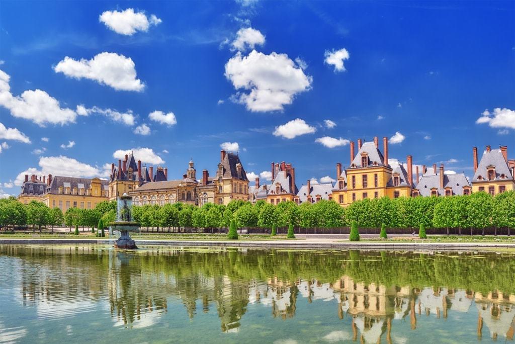Château de Fontainebleau - best french castles